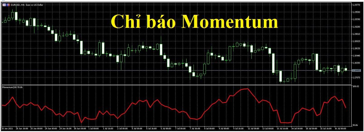 Momentum là gì? Cách sử dụng chỉ báo Momentum hiệu quả
